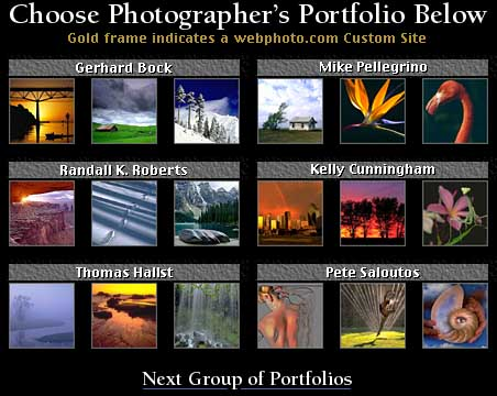 See your photos in our photographer's portfolio, it's FREE!